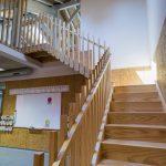 escalera de madera Zuhaizki