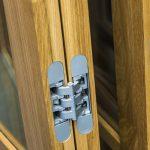 Herrajes Puerta de entrada madera maciza Zuhaizki_6