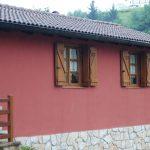 ventanas y contraventanas en madera maciza